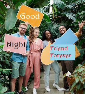 good night images for true friend forever