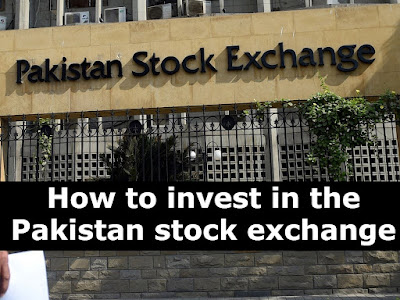 How to invest in the Pakistan stock exchange