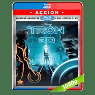 Tron: El legado (2010) 3D SBS 1080p Audio Dual Latino-Ingles