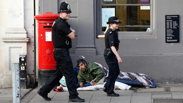 """""""El enemigo de Londres no es Rusia sino su propia clase dominante, según un informe de la ONU"""""""