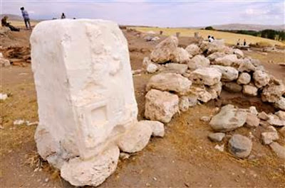 Palace from Hittite era discovered in Sivas