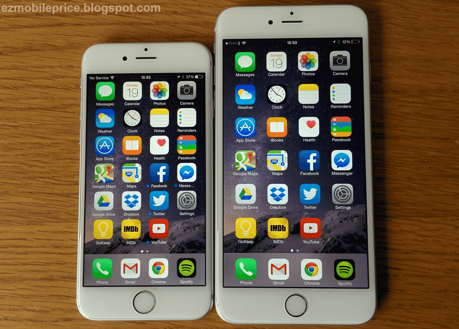 Apple Iphone 6 Plus price and features