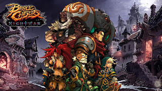 Battle Chasers Nightwar Tablet Wallpaper
