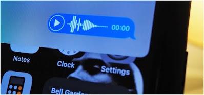 طريقة, إرسال, رسالة, صوتية, باستخدام, ميزة, Siri