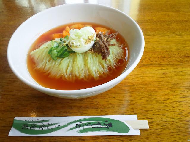 盛岡名物の冷麺の名店・元祖平壌冷麺