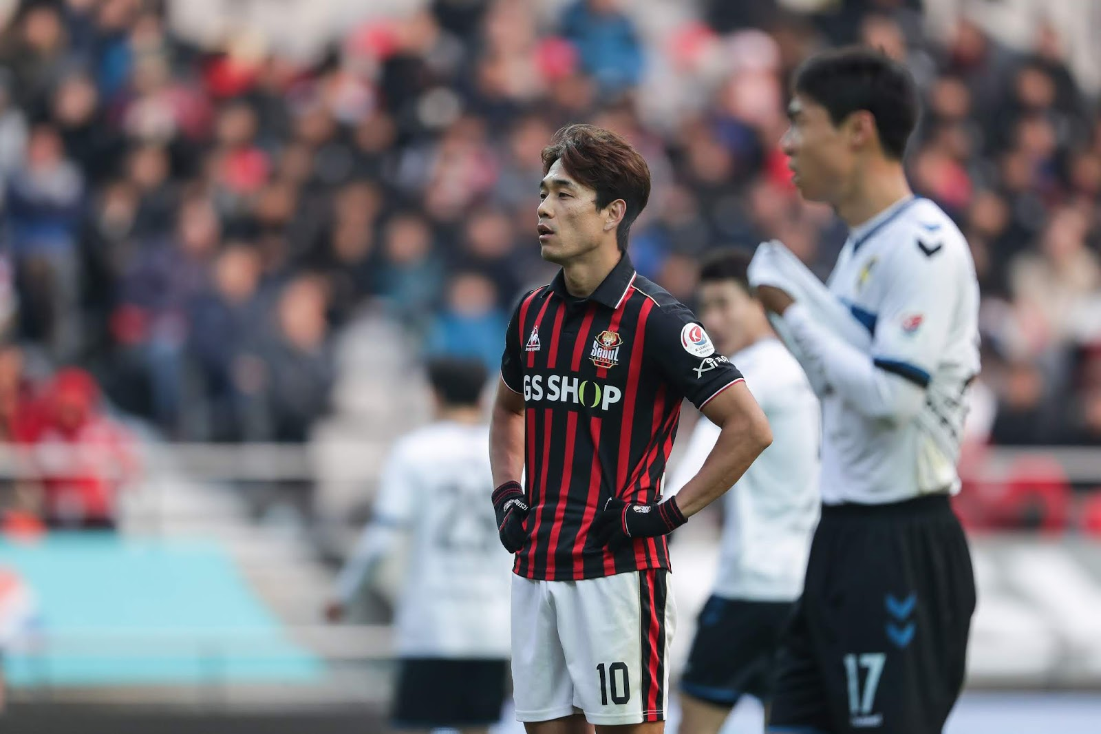 Recap: FC Seoul 0-1 Incheon United K League 1 Relegation Round Park Chu-young