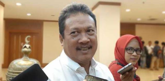 """Jadi """"Mata-Mata"""" Jokowi, Trenggono Juga Diplot Sebagai Teman Ngobrol Prabowo"""