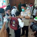 Bakti Sosial Forum Pemerhati Pendidikan Sriwijaya Bersama Dinas Pendidikan Kota & Provinsi Sumsel