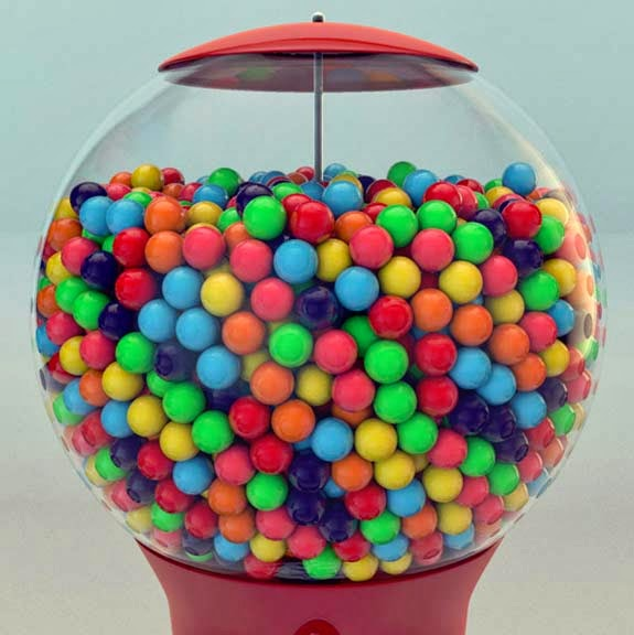 How To Model, Texture, and Light A Gumball Machine