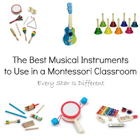 The Best Musical Instruments to Use in a Montessori Classroom