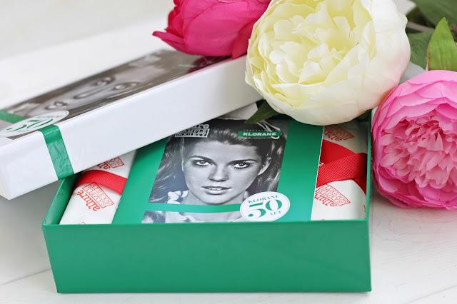 Лимитированная коробочка Klorane от Allure Box/www.gronskaya.com