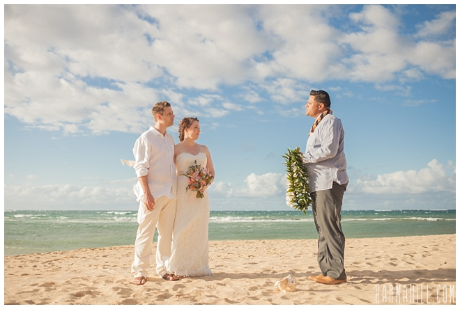 Maui Beach Wedding Coordinator