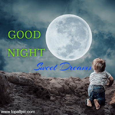 Good Night Sweet Dreams Images for baby