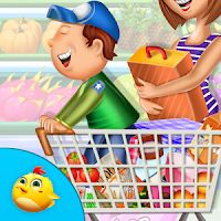 John At Supermarket