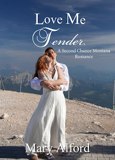 Love Me Tender - A Second Chance Romance Novella