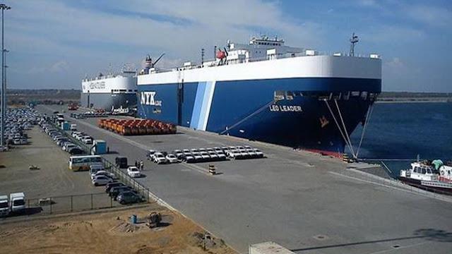 Cảng Hambantota Reuters