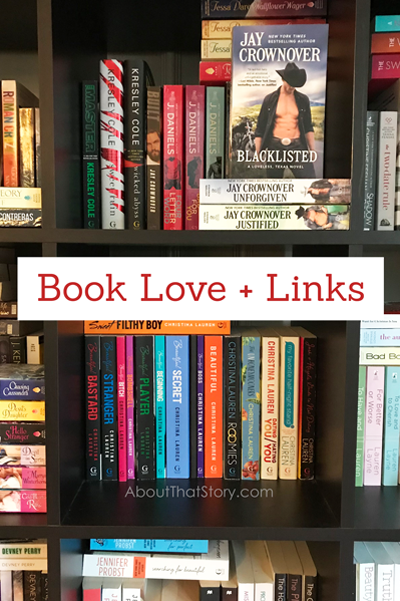 Book Love + Links: Oct. 10, 2020 | About That Story