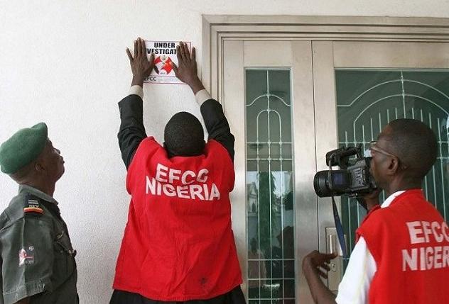 N2bn fraud: Maina flees as EFCC seals Abuja properties