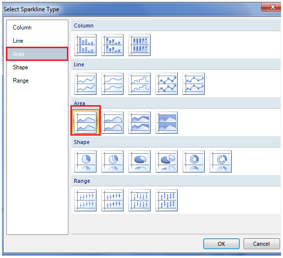SQLCircuit: SSRS- How to add Sparkline in tabular report