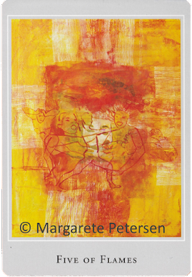 Five of Flames Margarete Petersen
