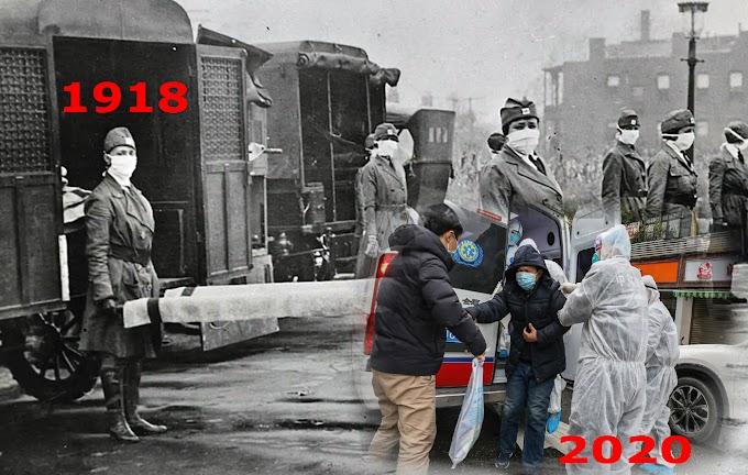 REPORTAJE ESPECIAL: Cinco pandemias letales con miles de muertos han azotado a Estados Unidos entre 1918 y 2020