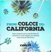 Cadastrar Promoção Colcci 2019 Leva Ao Coachella Festival Califórnia