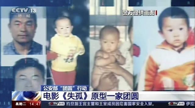 Cha mẹ gặp lại con trai bị bắt cóc sau 24 năm