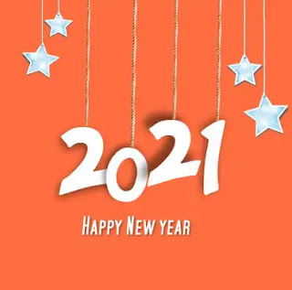Happy New Year 2021 Wishing