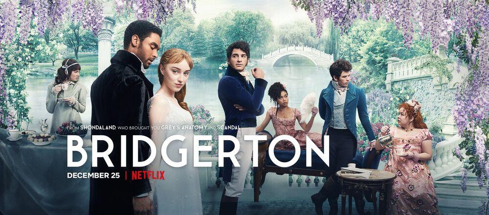 bridgerton review english netflix