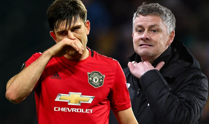 OMG! Man United Star Harry Maguire Suffers Torn Hip Muscle Injury (Details)