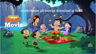 Chota Bheem all Movies Download in Hindi