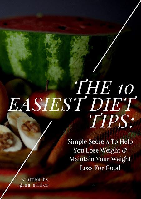 Gina Miller's Diet Book