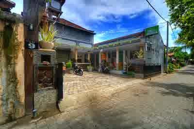 tempat parkir murah NB Bali
