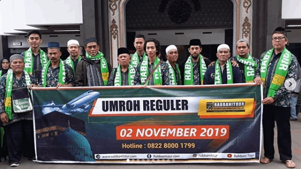 Agen Travel Umroh Plus Dan Haji RESMI Lampung Selatan Biaya Murah Terpercaya