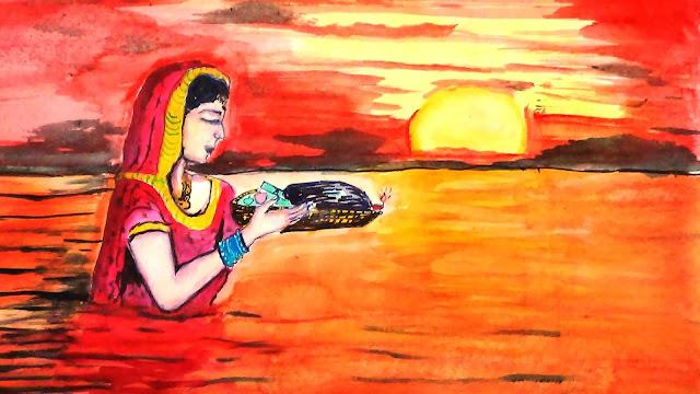 छठ पूजा 2018 शुभकामना संदेश | Chhath Puja 2018 ka Subhkamna Sandesh