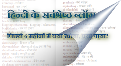 top Hindi blogs in 2021