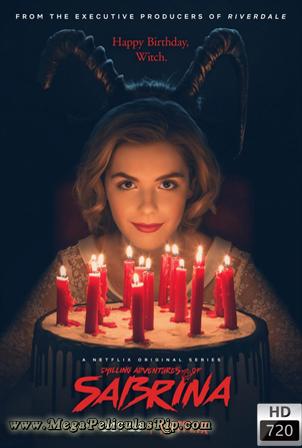 El Mundo Oculto De Sabrina Temporada 1 720p Latino