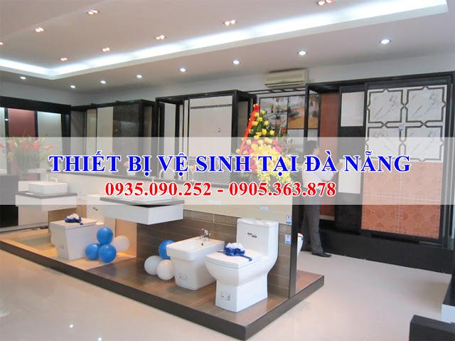 Thiết bị vệ sinh tại Đà Nẵng