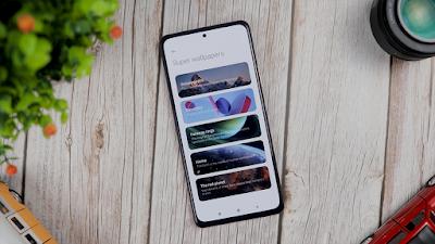 تثبيت خلفيات Super Wallpapers على هواتف شياومي - تحديث MIUI 12.5 !!