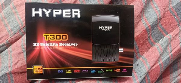 سعر ومواصفات ومميزات رسيفر هايبر HYPER T300