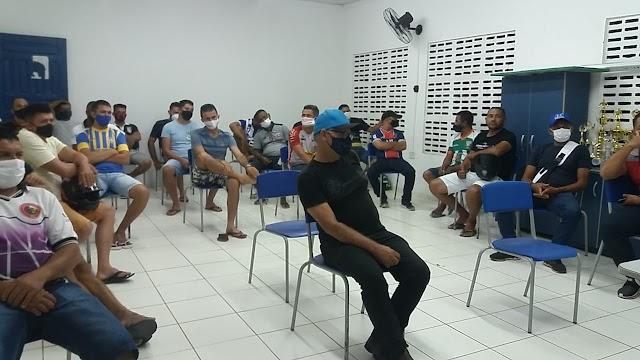 Elesbão Veloso: Com R$ 18 mil em premiação Copa Cidade 2021 é anunciada pela Secretaria Municipal de Esportes