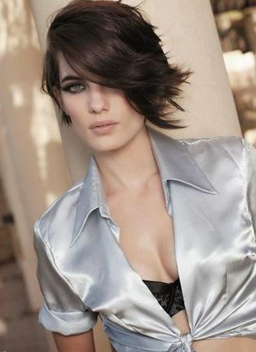 gambar model rambut pendek terbaru 22
