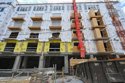 Foulger Pratt Noma construction, Torti Gallas, Eckington, MSA retail real estate