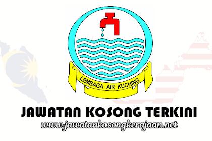 Jawatan Kosong Terkini Lembaga Air Kuching | Tarikh Tutup: 22 April 2019