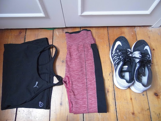 STYLE || The Work-Out Wardrobe.