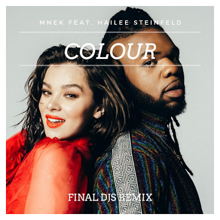 MNEK FEAT. HAILEE STEINFELD - COLOUR IM FINAL DJS REMIX | SONG OF THE DAY & FREE DOWNLOAD