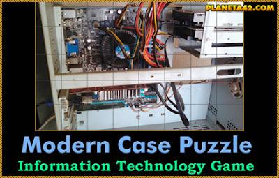Пъзел на Модерен компютър