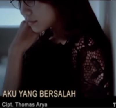 Lirik Lagu Pof Malaysia Thomas Arya - Aku Yang Bersalah