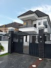 Newly built 2units of massive 5bedroom Fully detached duplex Plus BQ - Chevron