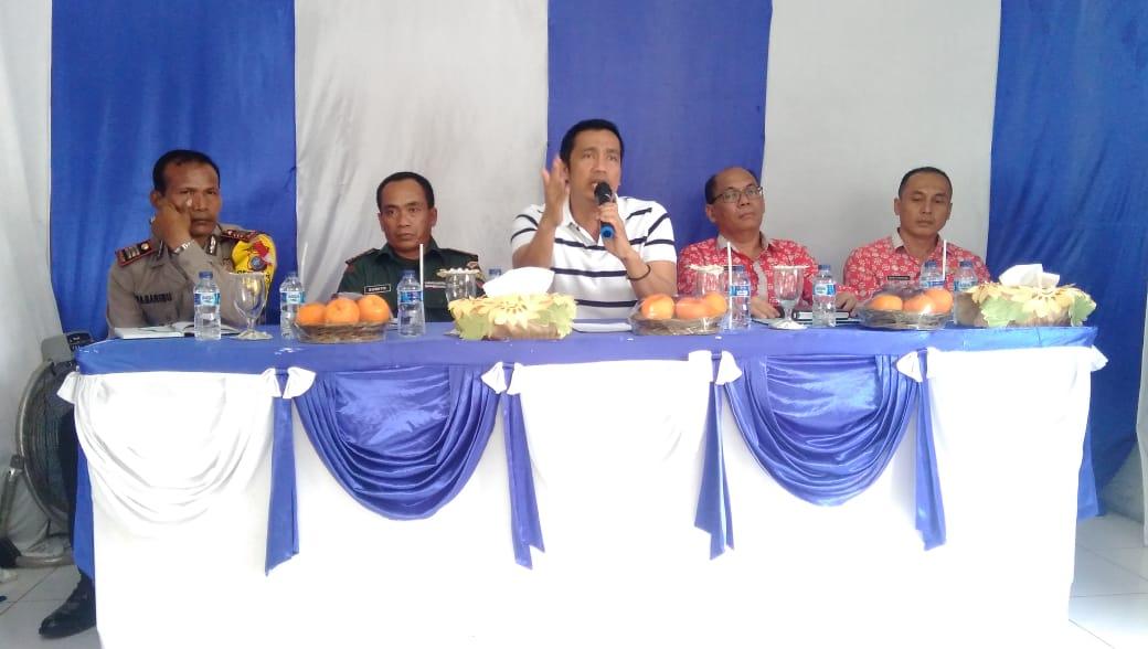 Walkota H Hefriansyah Buka Musrenbang Kecamatan Siantar Utara